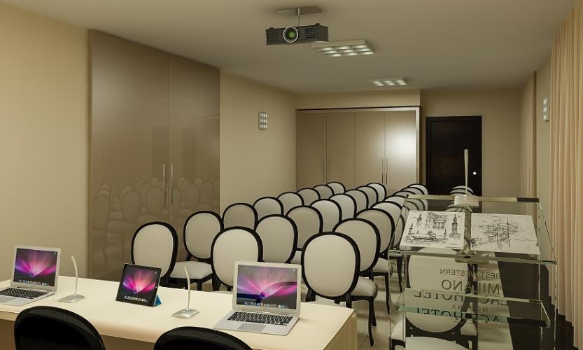 salas de reuniones - best western premier hotel milano palace modena