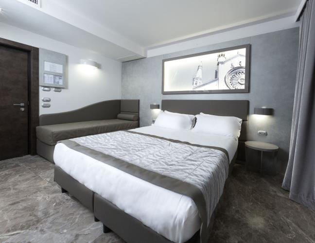 Camere - Best Western Premier Hotel Milano Palace Modena